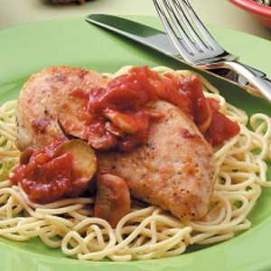 Easy Chicken Cacciatore Recipe