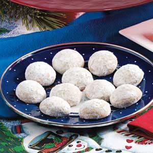 Fennel Tea Cookies Recipe