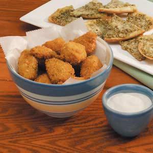 Crispy Chicken Nibblers Recipe