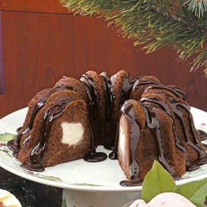 Ice Cream Tunnel Cake Recipe