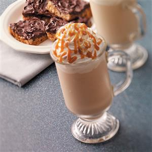 Frosty Caramel Cappuccino Recipe