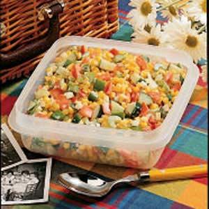 Quick Vegetable Salad Recipe