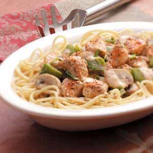 Spicy Chicken Spaghetti Recipe