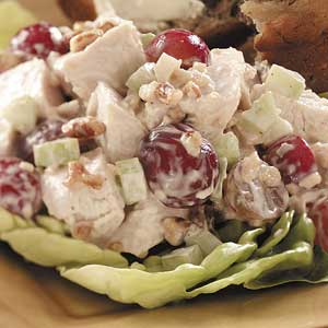 Quick Turkey Salad