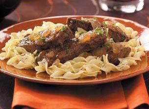 Round Steak Sauerbraten Recipe