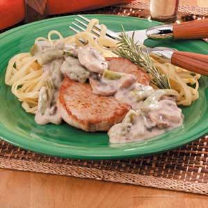 Savory Pork Supper Recipe