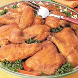 Baked Taco Chicken Recipe