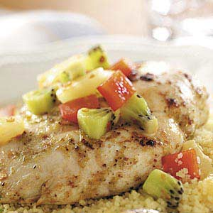 Tropical Lime Chicken Recipe