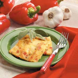 Sage Polenta Recipe