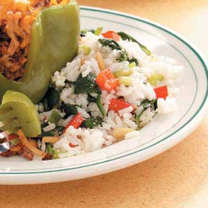 Florentine Rice Recipe