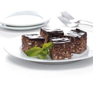 No-Bake Brownies Recipe