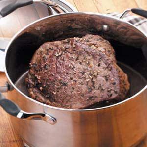Healthy Italian Pot Roast Recipe