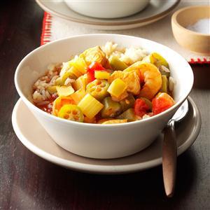 Southern Seafood Gumbo Recipe
