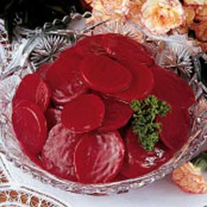 Best Chilled Beets Recipe