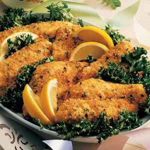 Catfish Parmesan Recipe