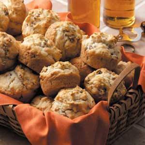 Beer 'n' Brat Biscuits Recipe