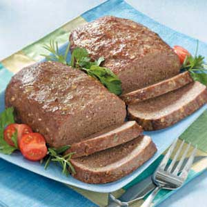 Ed's Meat Loaves Recipe