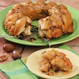 Marmalade  Monkey Bread Recipe