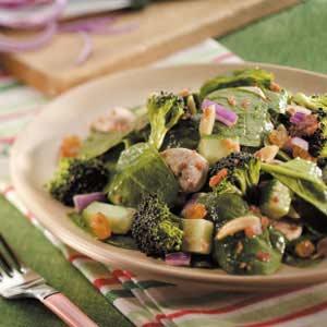 Simple Spinach Salad Recipe