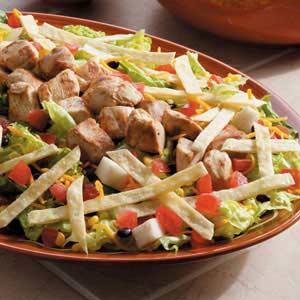 Southwestern Chicken Salad Recipe