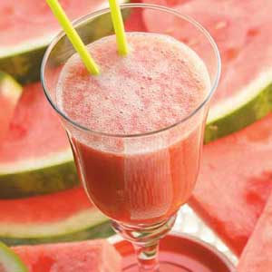 Watermelon Smoothies Recipe