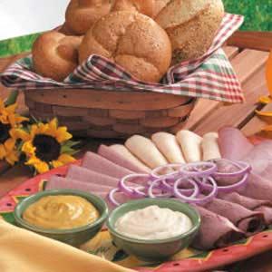 Deli Sandwich Platter Recipe