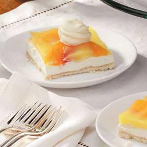 Peach Delight Recipe