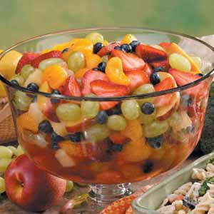 Fruity Rainbow Salad Recipe