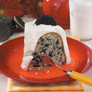 Chocolate Cookie Cake Recipe