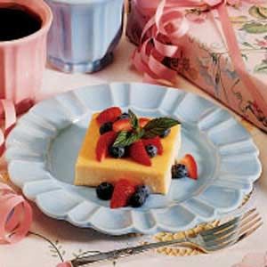 Cheesecake Squares Recipe