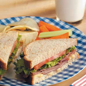 Curried Beef Sandwiches Recipe