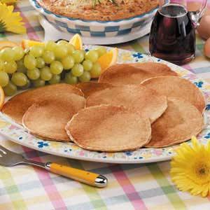 Wheat Pancake Mix Recipe