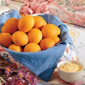 Golden Carrot Buns Recipe