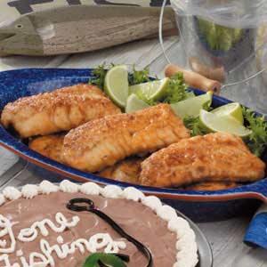 Angler's Delight Recipe