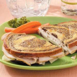 Grilled Chicken Sandwiches Recipe