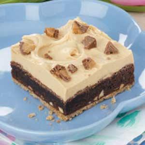 Peanut Lover's Brownies Recipe