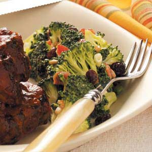 Sunflower Broccoli Salad Recipe