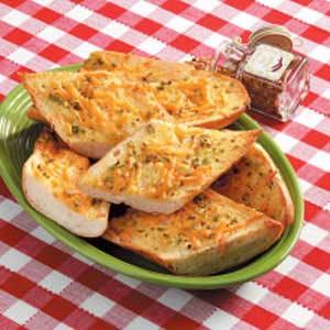Herb Cheese Bread Recipe