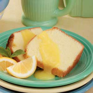 Lemon Dessert Sauce Recipe