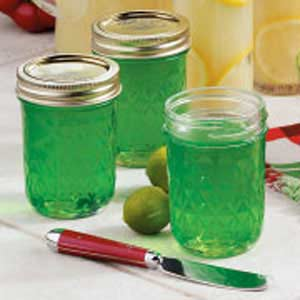 Festive Mint Jelly Recipe
