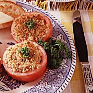 Parmesan Tomatoes Recipe