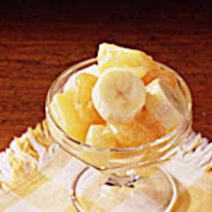 Glazed Fruit Dessert Recipe