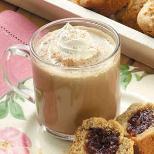 Creamy Mocha Drink Recipe