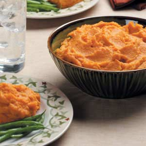 Sweet Potatoes 'n' Pears Recipe