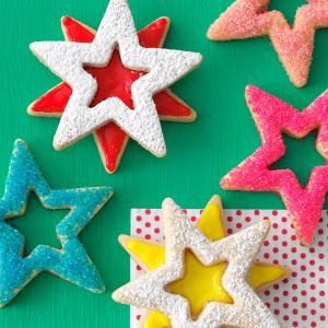 Cutout Christmas Cookies Recipe