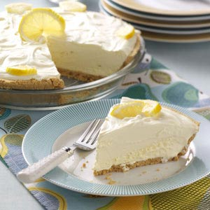 Lemonade Desserts