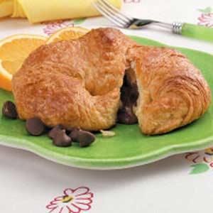 Chocolate Croissants Recipe
