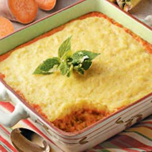 Tropical Sweet Potato Bake Recipe