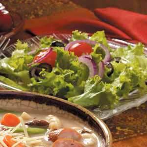 Tomato Olive Salad Recipe