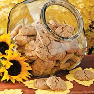Mom's Molasses Cookies Recipe